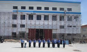 bảo vệ nhà máy chuyên nghiệp