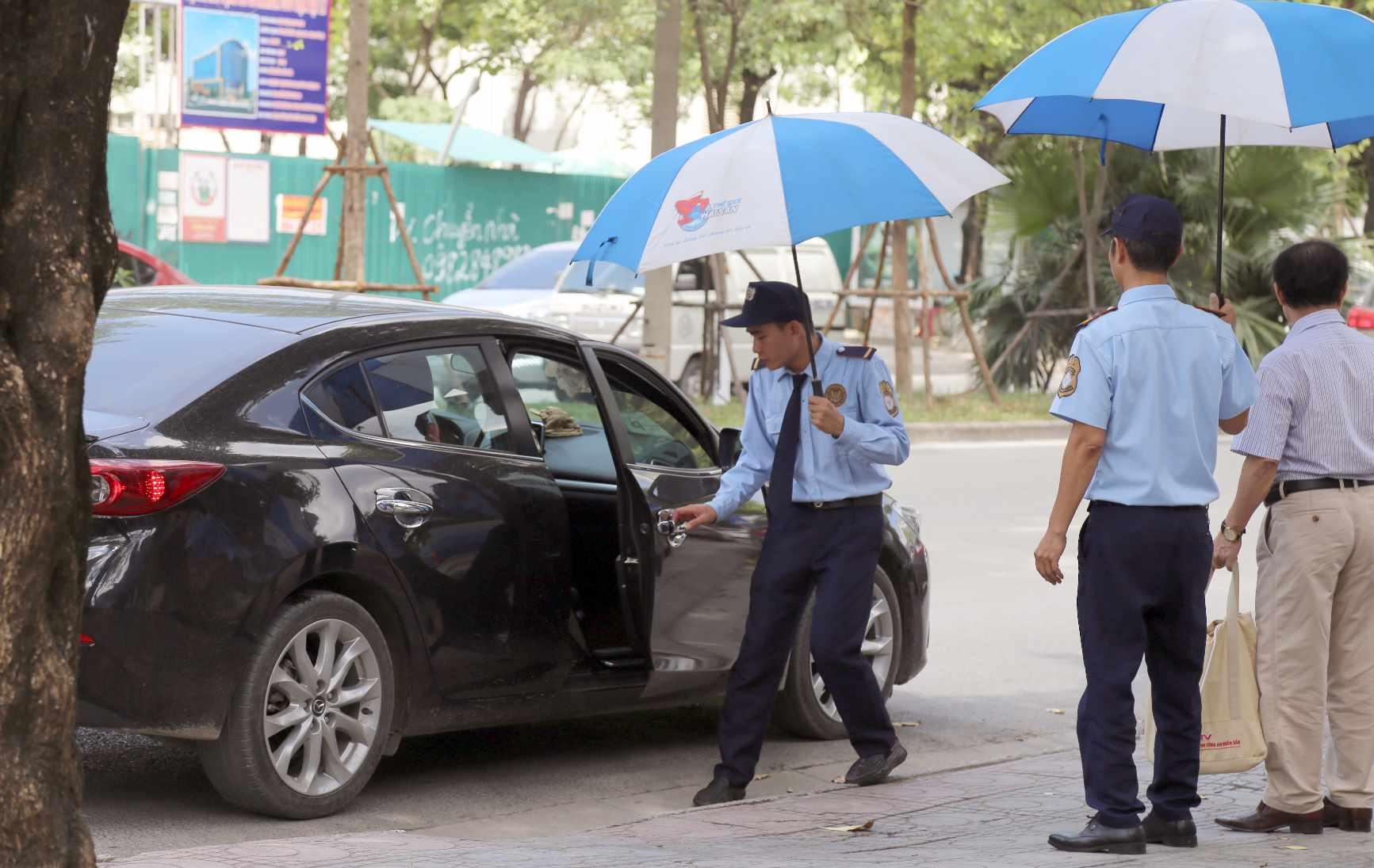 Dịch vụ bảo vệ chuyên nghiệp Thiên Binh